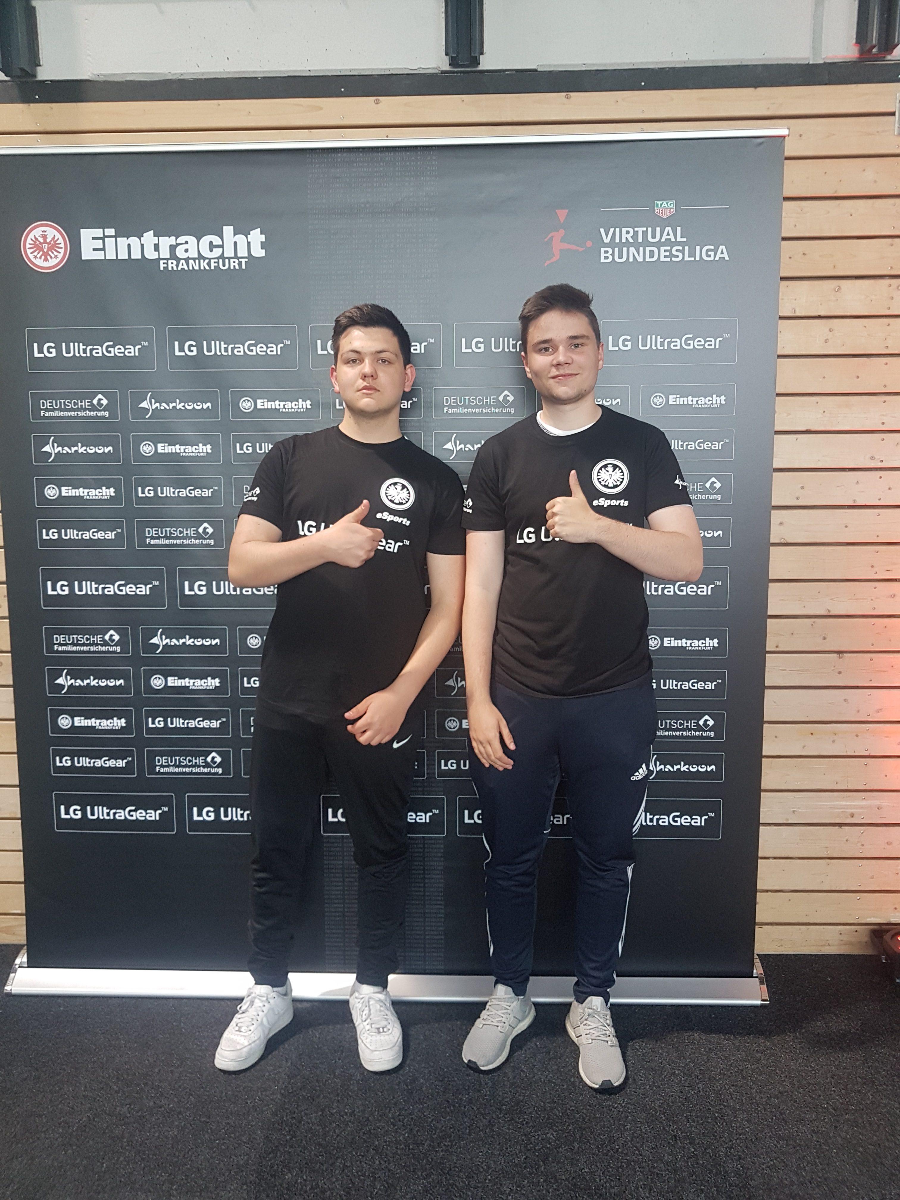 Eintracht Frankfurt eSports kick-off