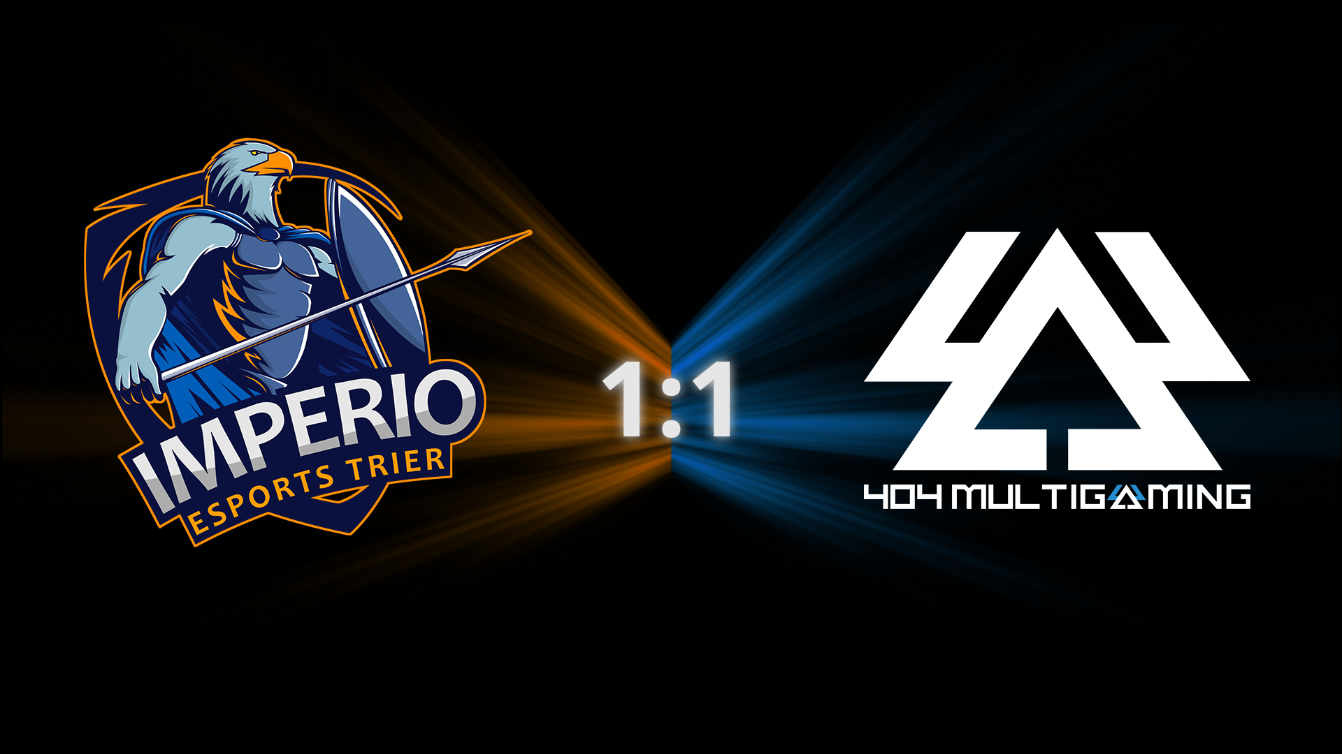 SINNLeague Div 2 vs 404 Multigaming e.V.