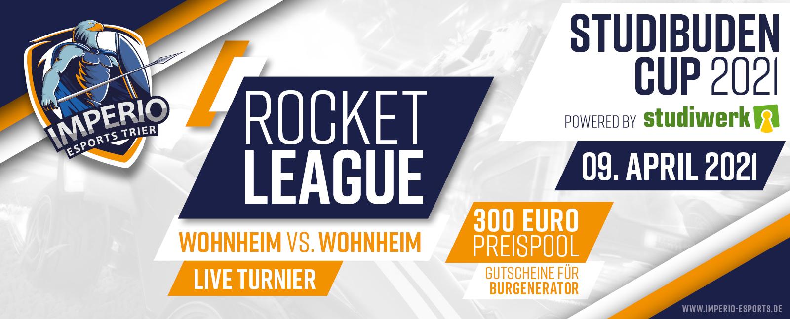 09.04.2021 – Rocket League Studibudencup